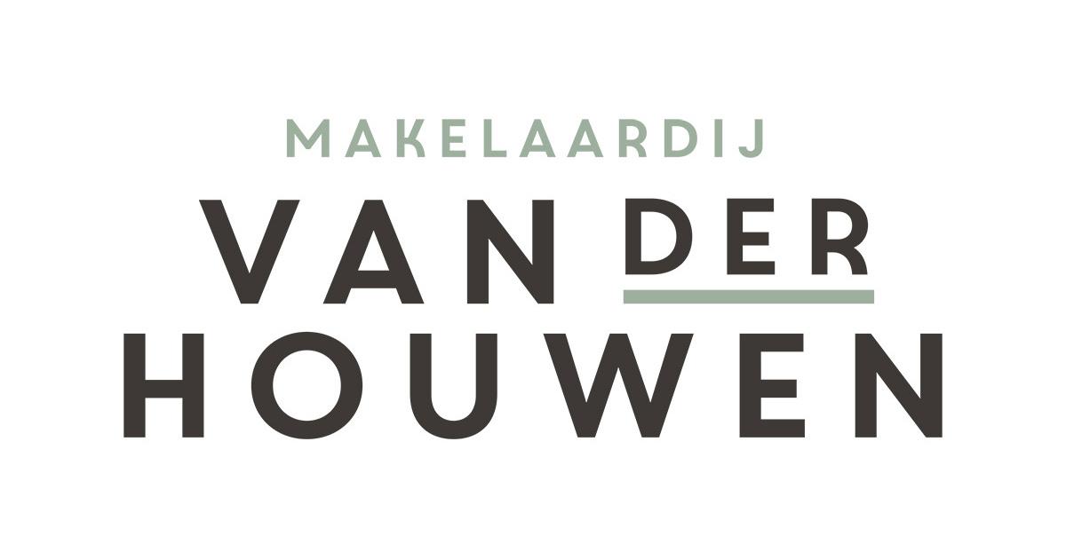 Logo Makelaardij van der Houwen