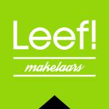 Logo Leef! Makelaars