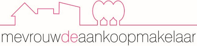 Logo Mevrouw de Aankoopmakelaar
