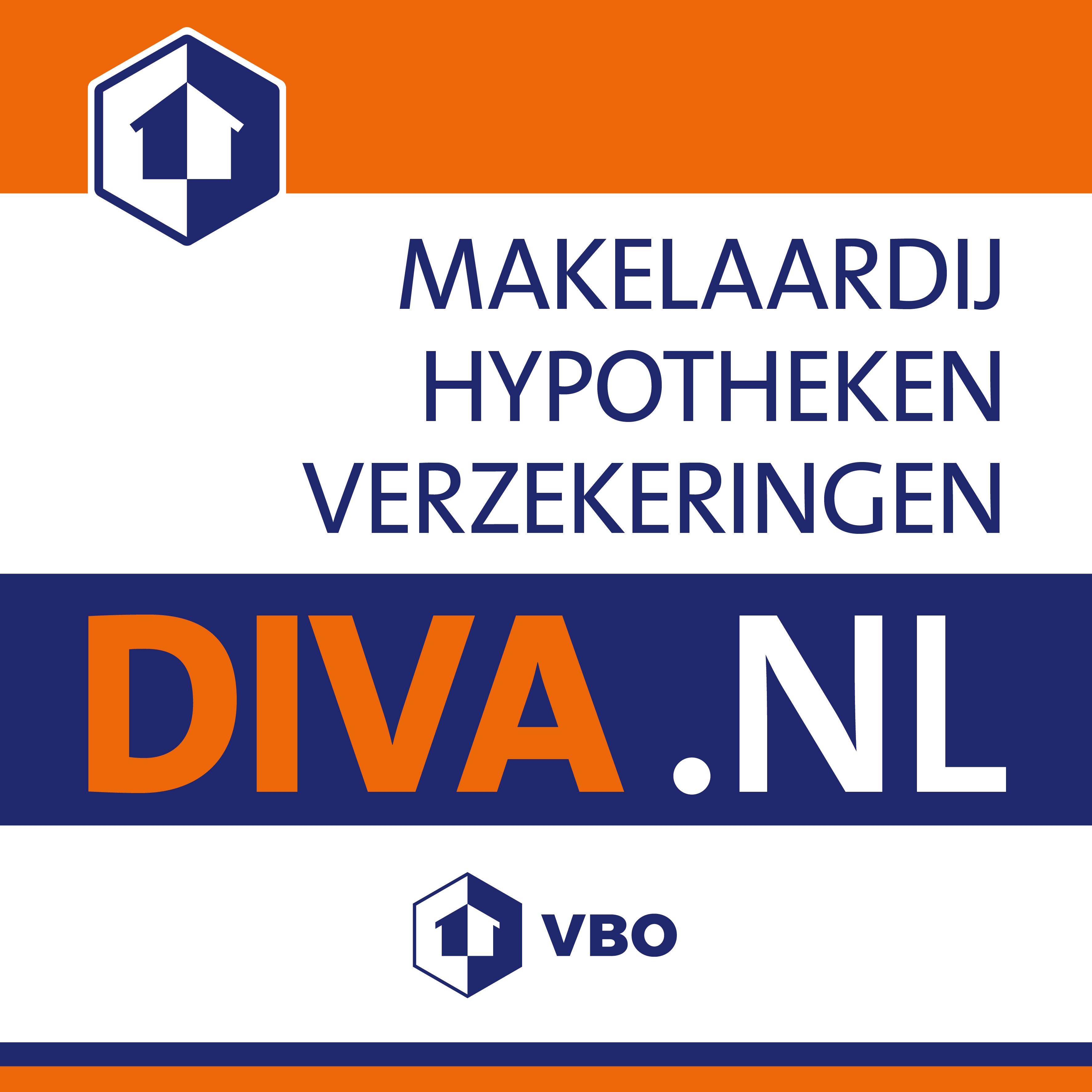 Logo DIVA Makelaars