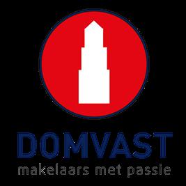 Logo Domvast Makelaars